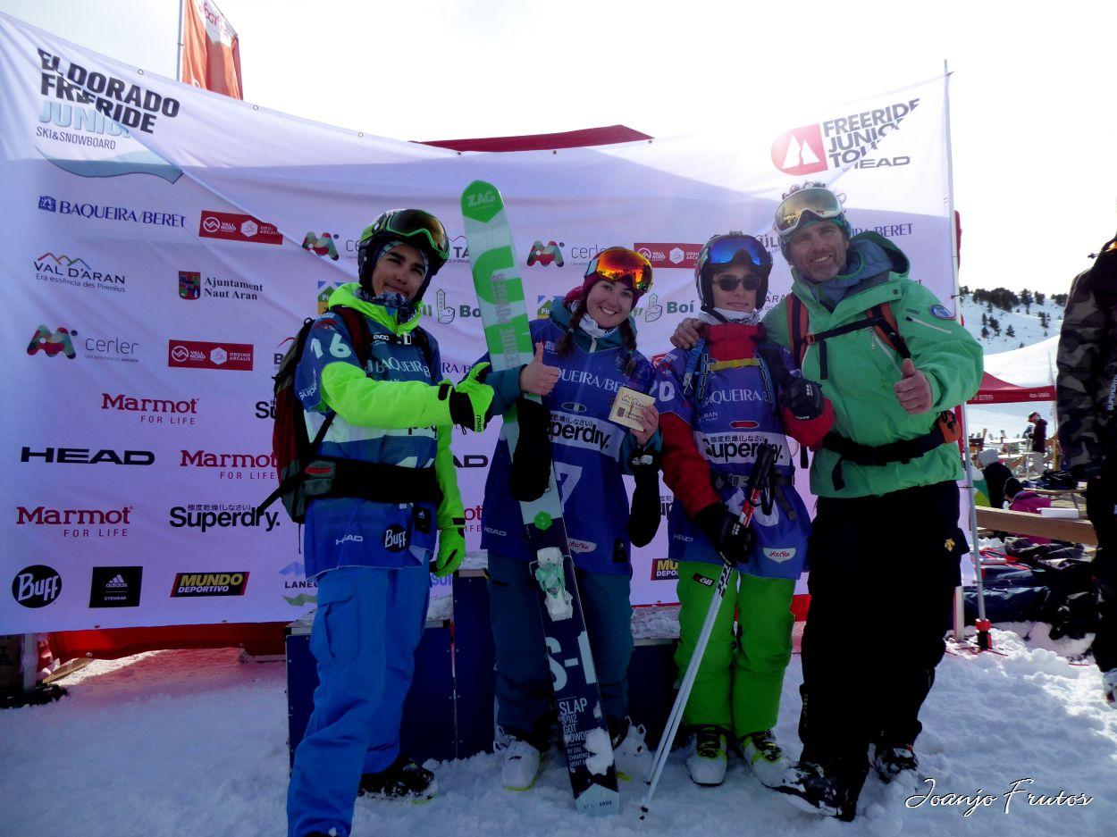 Prensa ski