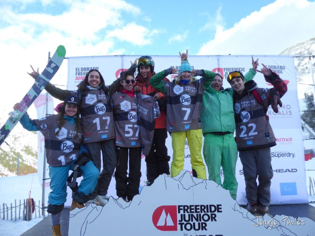 TEAM CERLER FREERIDE