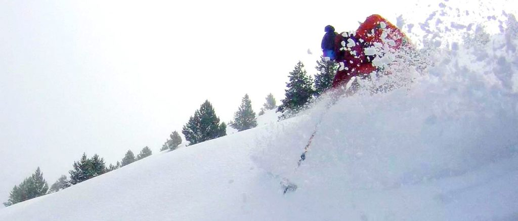 Esquiando en noviembre RF