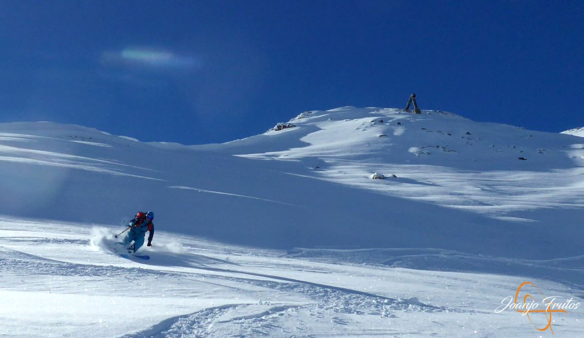 Se acabó la confusión, esquís