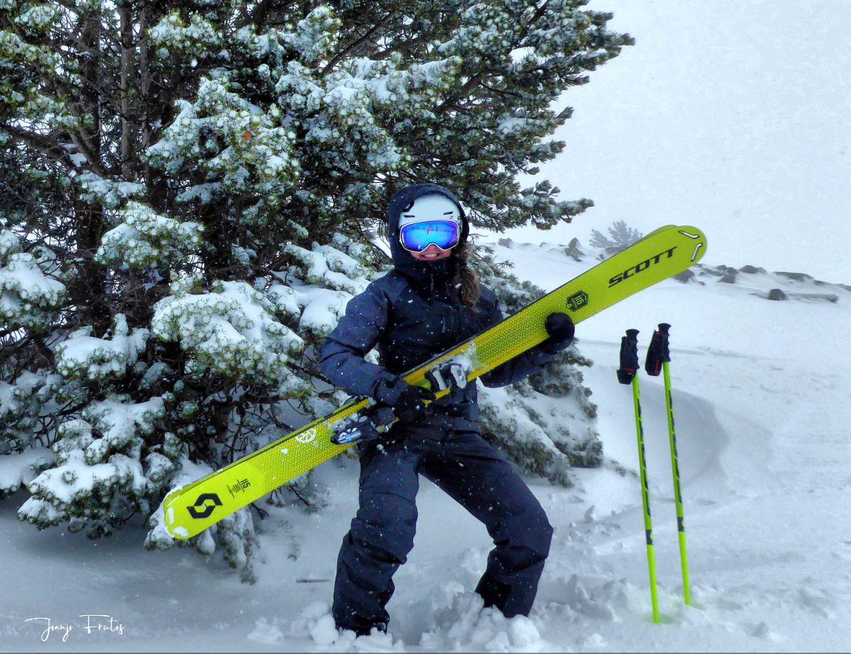 Gracias Scott Ski España otro año más.