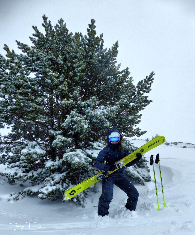Scott Ski España  temporada 2019-2020